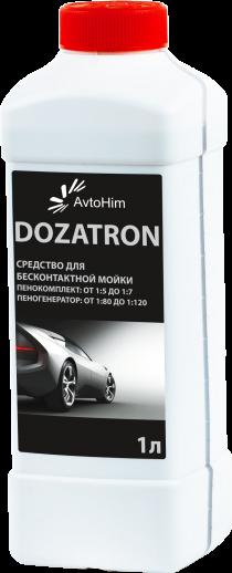 Средства для бесконтактной мойки Dozatron